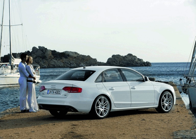 2008 Audi A4 226788