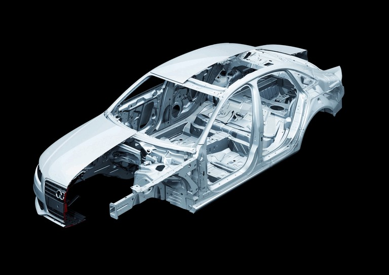 2008 Audi A4 226804