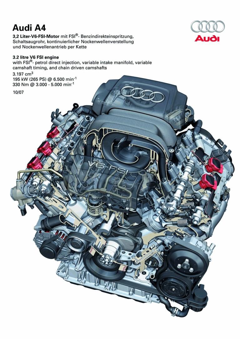 2008 Audi A4 226814