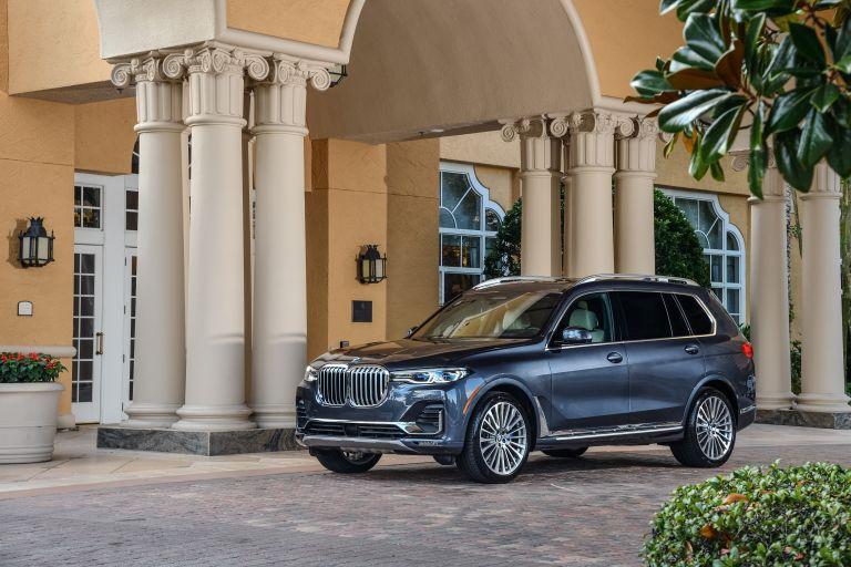 2018 BMW X7 xDrive 40i 541652