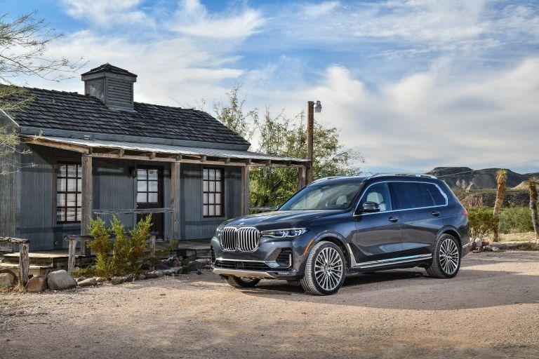 2018 BMW X7 xDrive 40i 541678