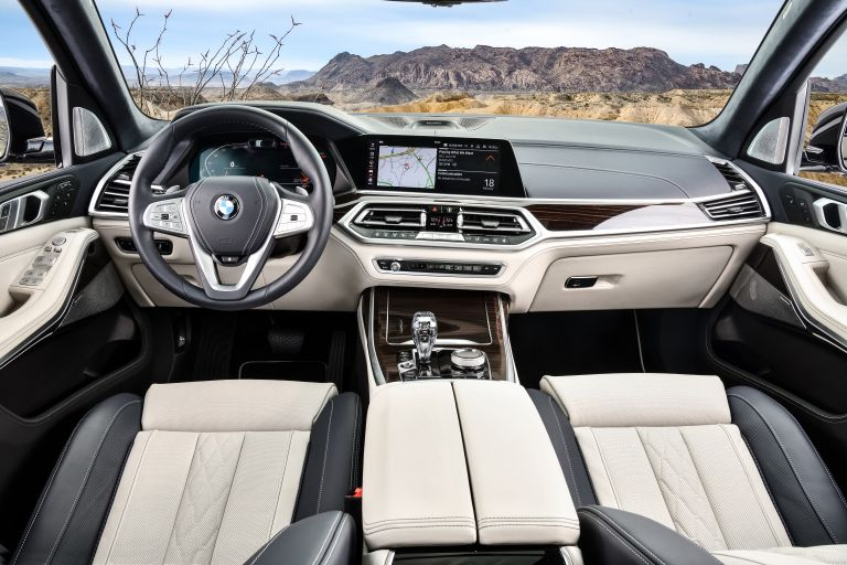 2018 BMW X7 xDrive 40i 541810