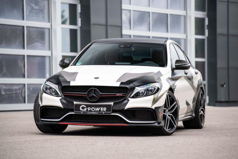 2018 Mercedes-AMG C 63 by G-Power 514772