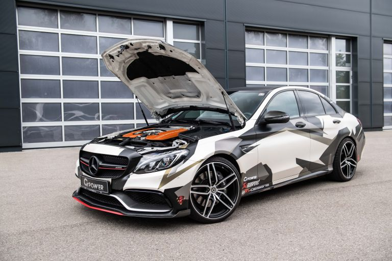 2018 Mercedes-AMG C 63 by G-Power 514774