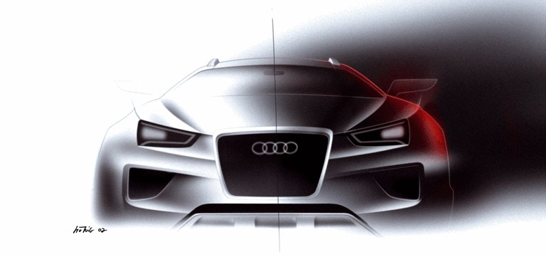 2008 Audi Cross coupé quattro concept 226898
