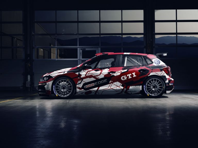 2018 Volkswagen Polo GTI R5 for rally customers 515234