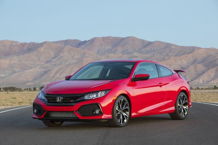 2020 Honda Civic Si coupé - Free high resolution car images