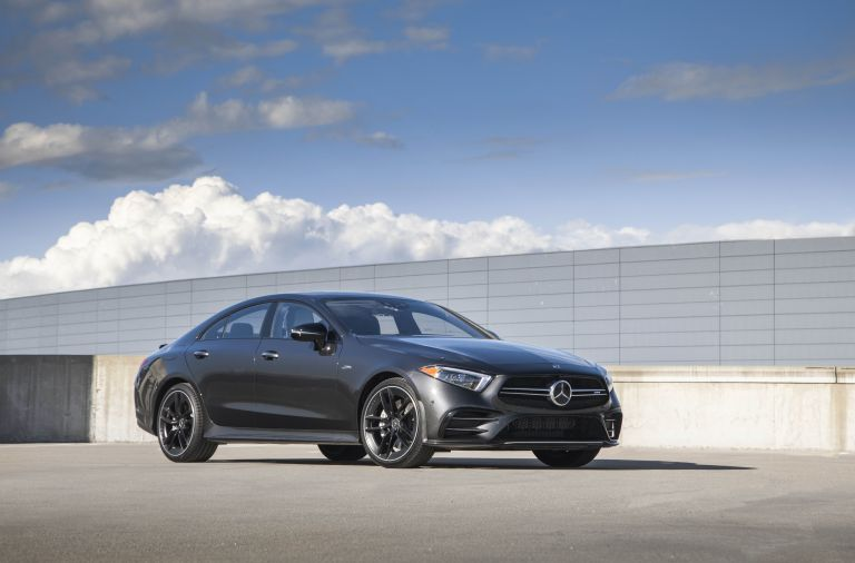 2018 Mercedes-AMG CLS 53 - USA version 515272