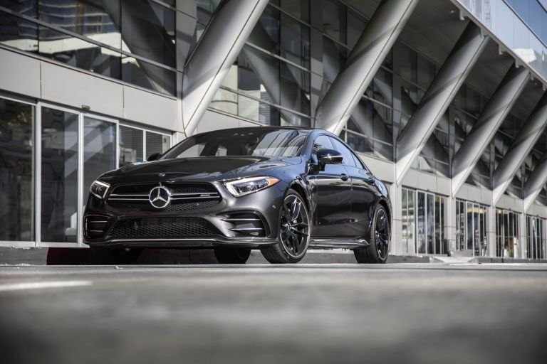 2018 Mercedes-AMG CLS 53 - USA version 515287