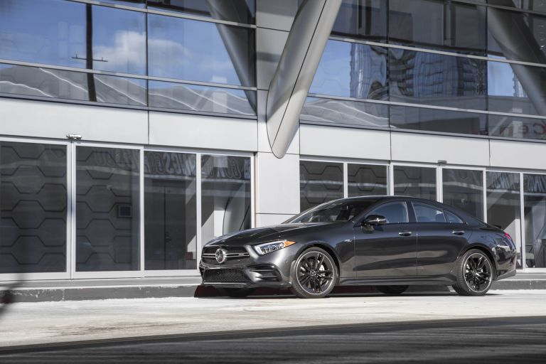 2018 Mercedes-AMG CLS 53 - USA version 515289