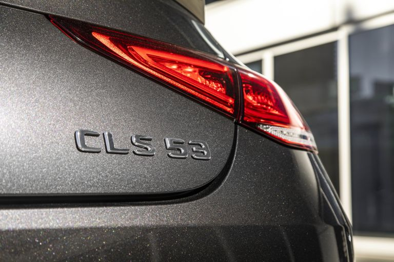 2018 Mercedes-AMG CLS 53 - USA version 515305