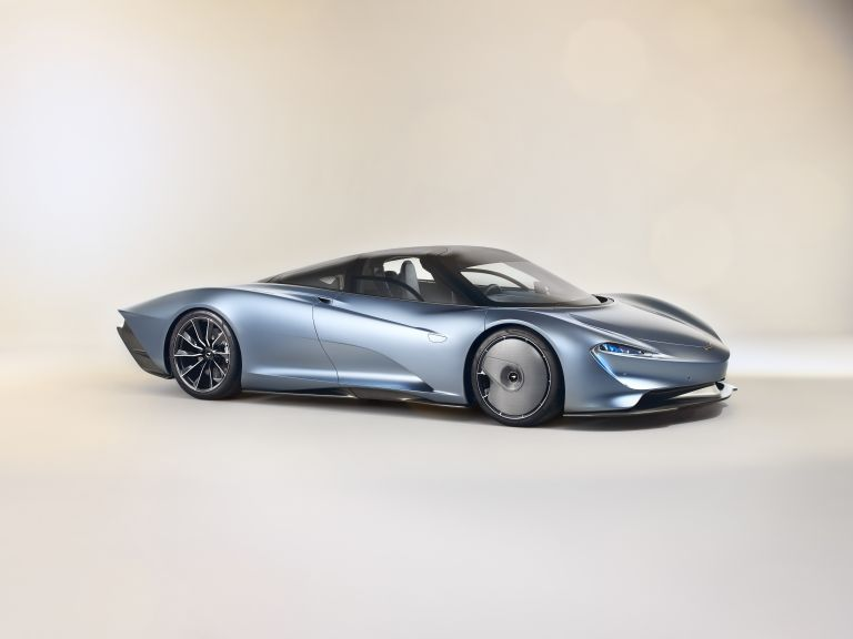 2020 McLaren Speedtail 515335