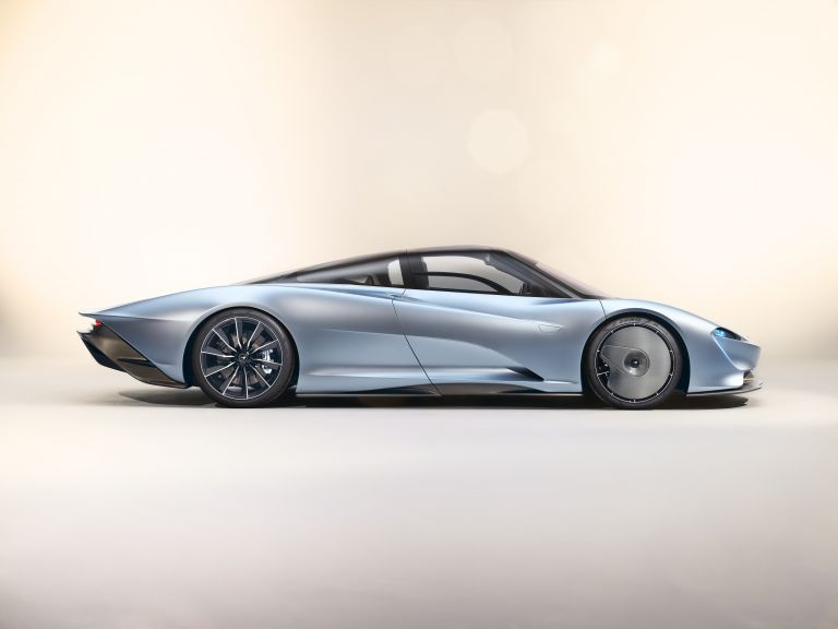 2020 McLaren Speedtail 515336