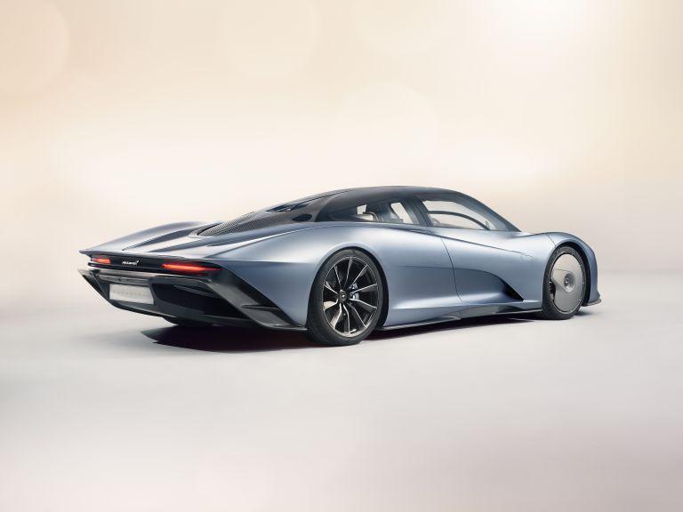 2020 McLaren Speedtail 515337