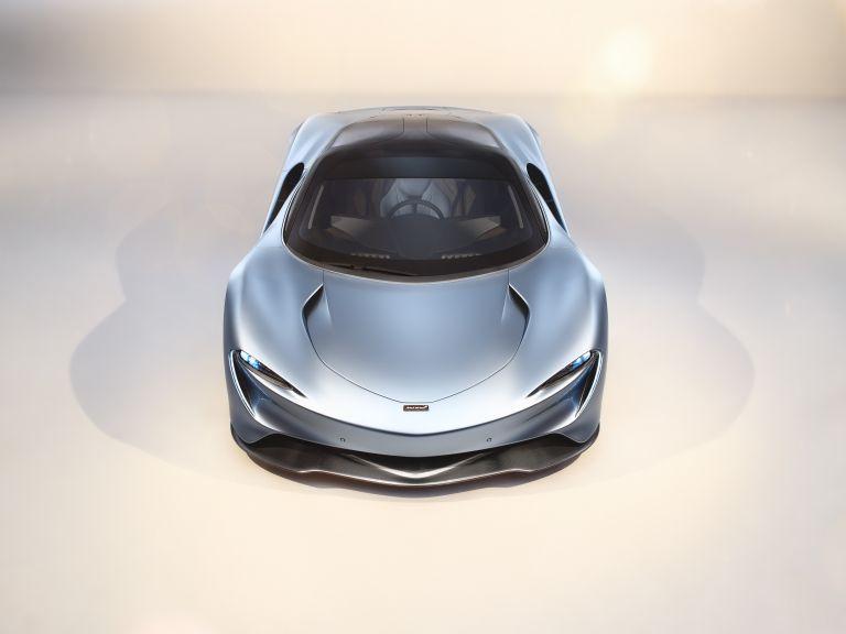 2020 McLaren Speedtail 515338