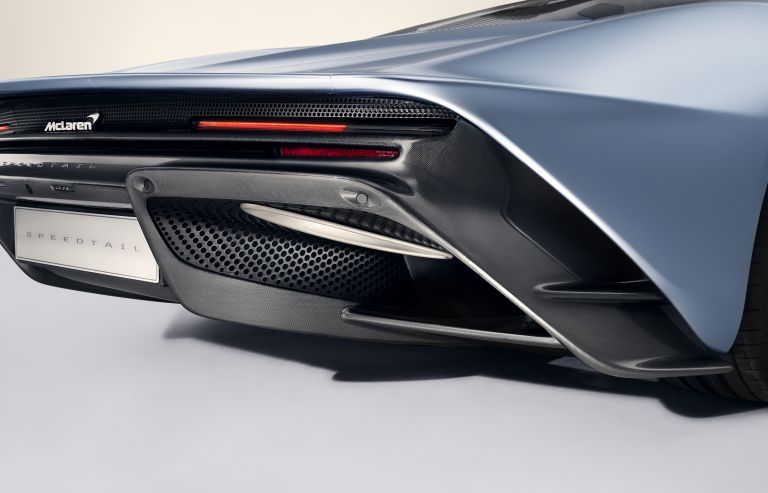 2020 McLaren Speedtail 515345