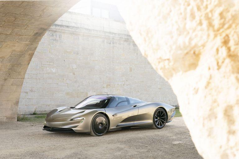 2020 McLaren Speedtail 550985