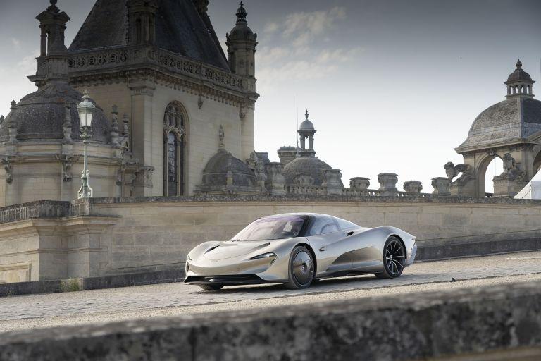 2020 McLaren Speedtail 550987