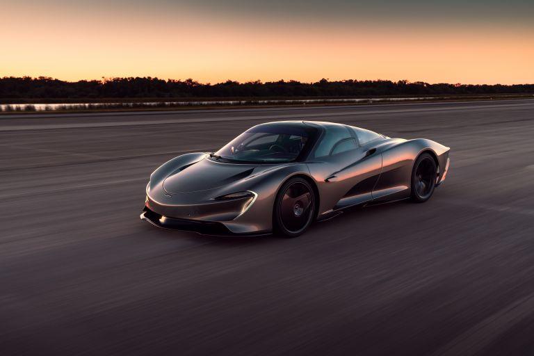 2020 McLaren Speedtail 573485