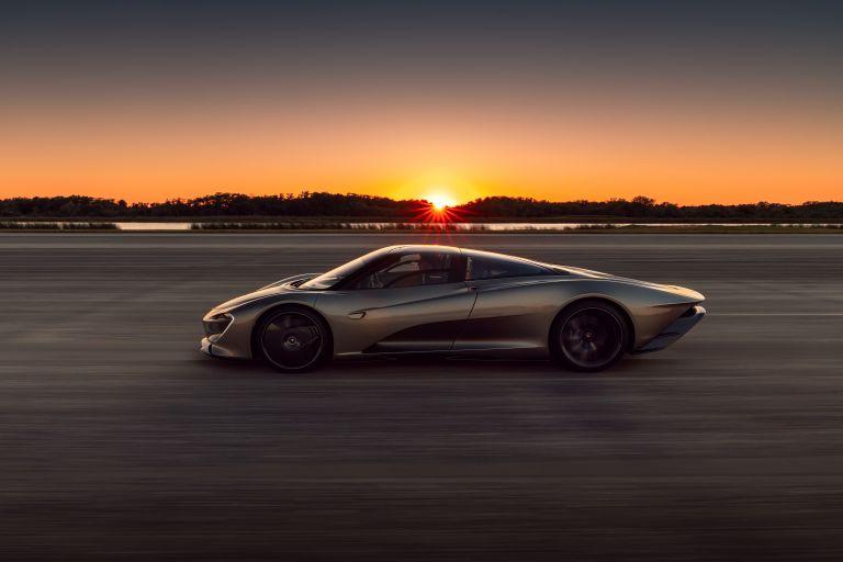 2020 McLaren Speedtail 573486