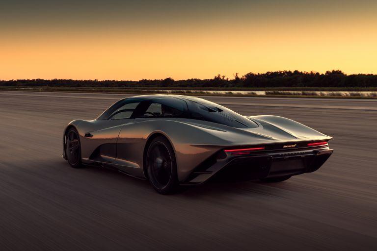 2020 McLaren Speedtail 573487
