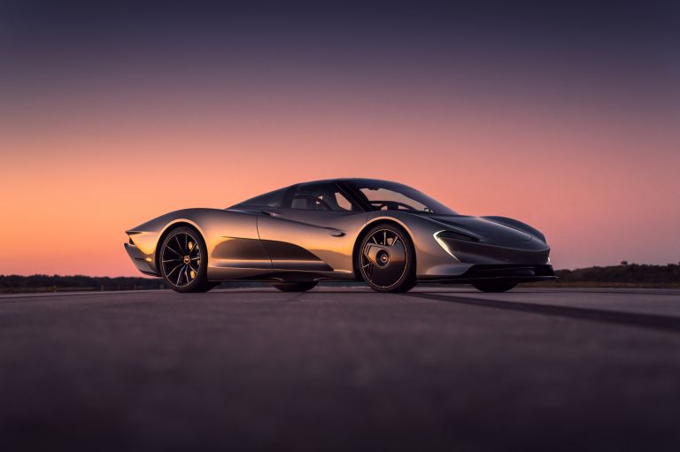 2020 McLaren Speedtail 573488