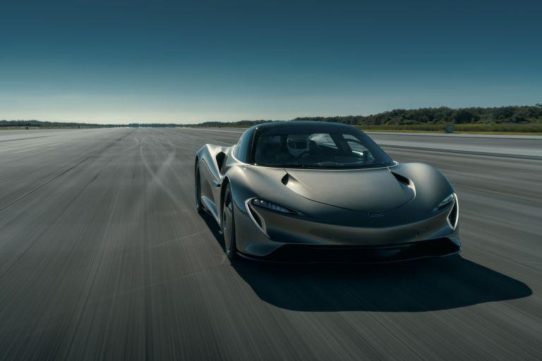 2020 McLaren Speedtail 573490