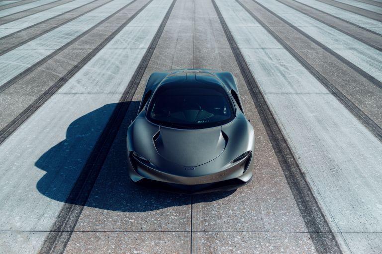 2020 McLaren Speedtail 573491