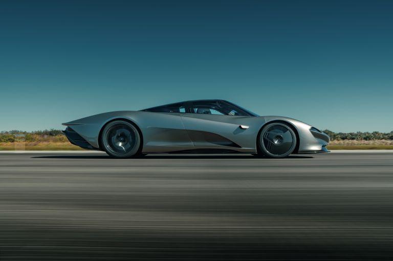 2020 McLaren Speedtail 573493