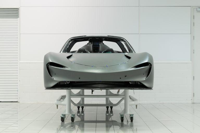 2020 McLaren Speedtail 573495