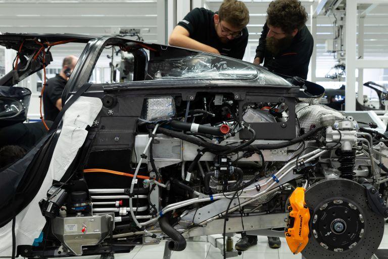 2020 McLaren Speedtail 573500