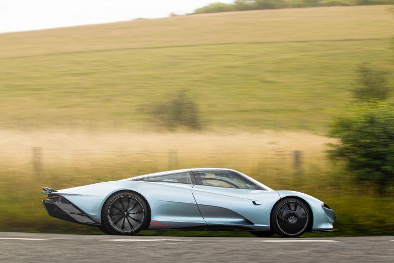 2020 McLaren Speedtail 594598