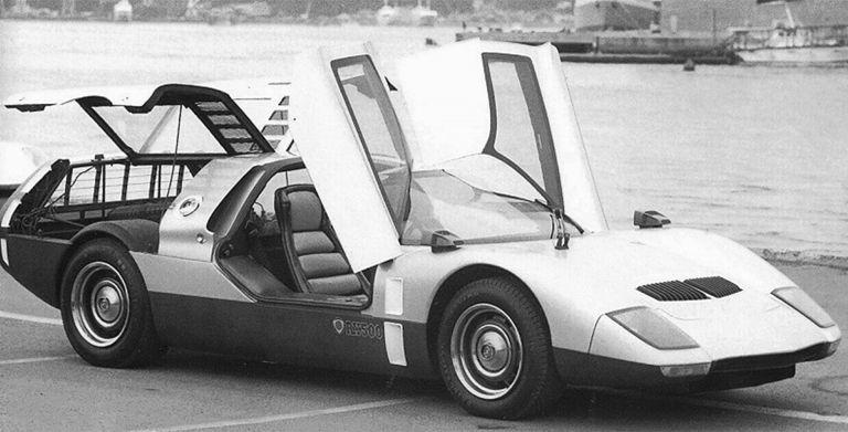 1970 Mazda RX500 632816