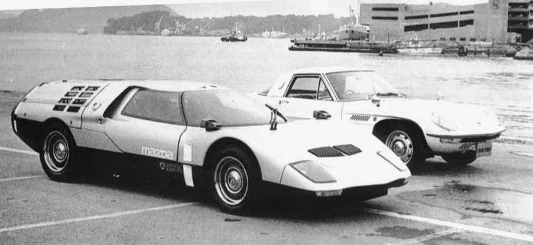 1970 Mazda RX500 632817