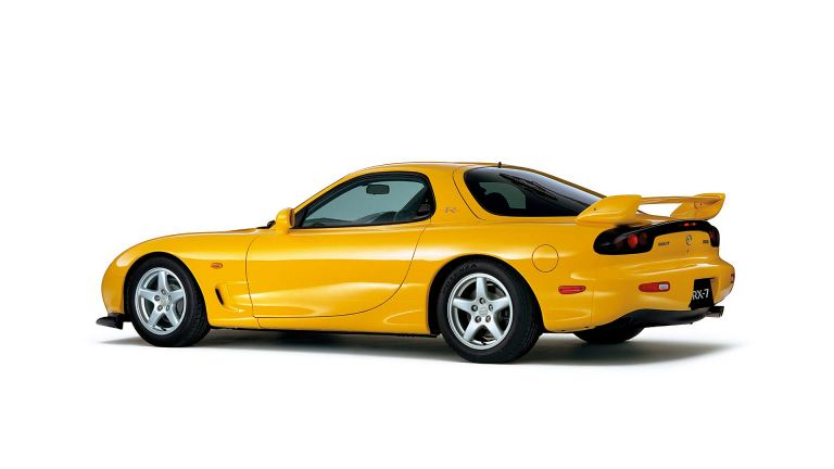 2001 Mazda RX-7 ( FD3S ) Type R Bathurst 518490