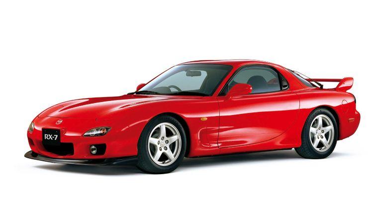 2001 Mazda RX-7 ( FD3S ) Type R Bathurst 518491