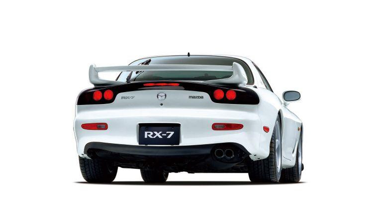 2001 Mazda RX-7 ( FD3S ) Type R Bathurst 518492
