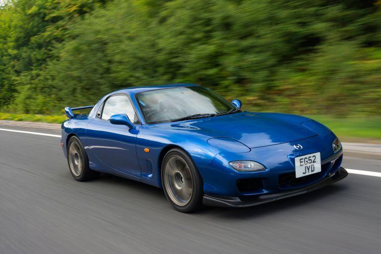 2001 Mazda RX-7 ( FD3S ) Type R Bathurst 518495