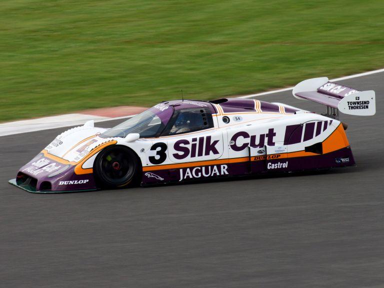 1987 Jaguar XJR8 519006