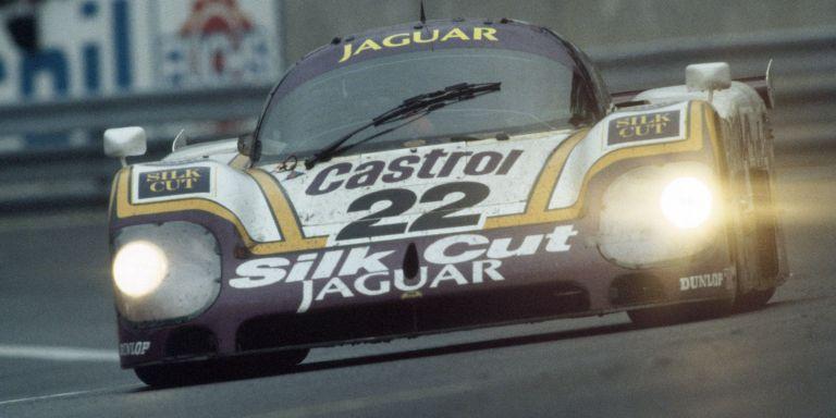 1987 Jaguar XJR8 519012