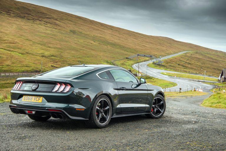 2018 Ford Mustang Bullitt - UK version 519565