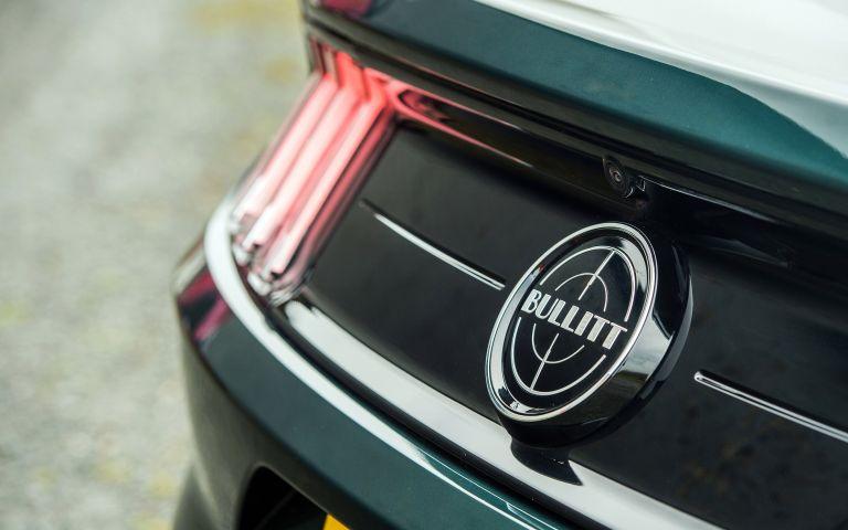 2018 Ford Mustang Bullitt - UK version 519582
