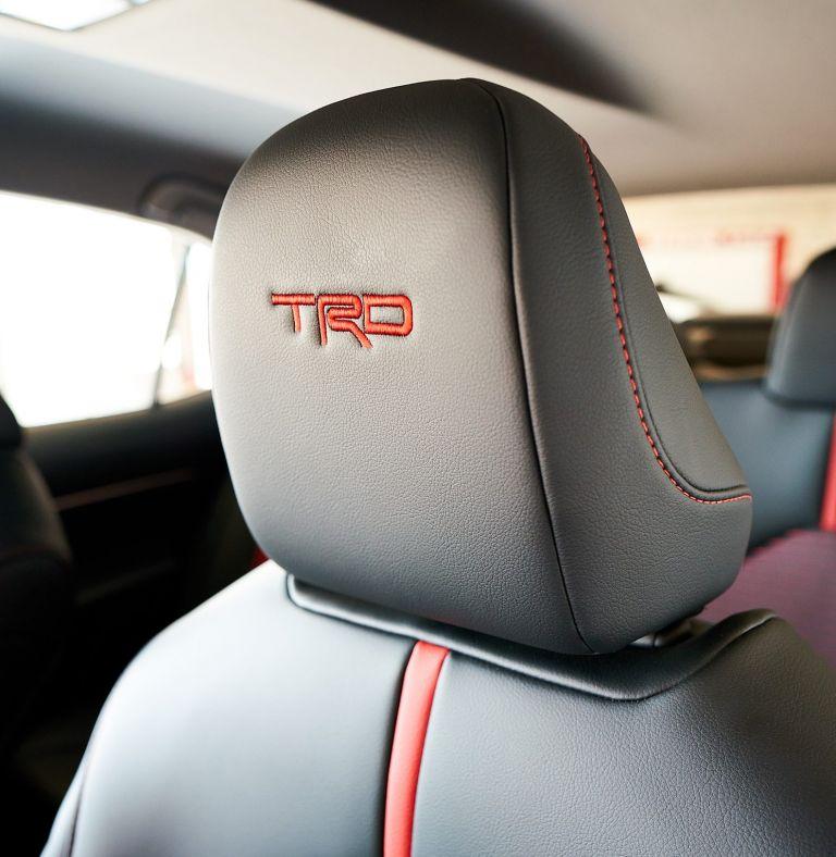 2020 Toyota Camry TRD 558243