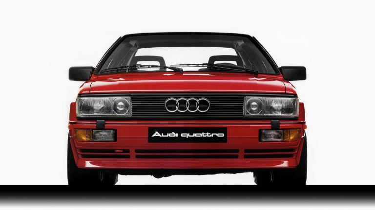 1982 Audi Quattro 520178