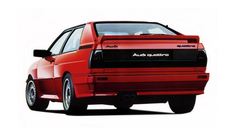 1982 Audi Quattro 520179