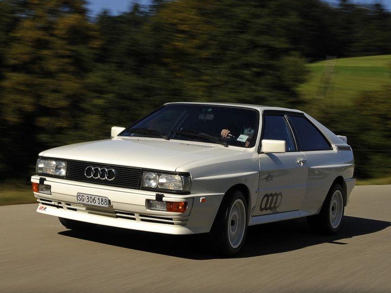 1982 Audi Quattro 520180
