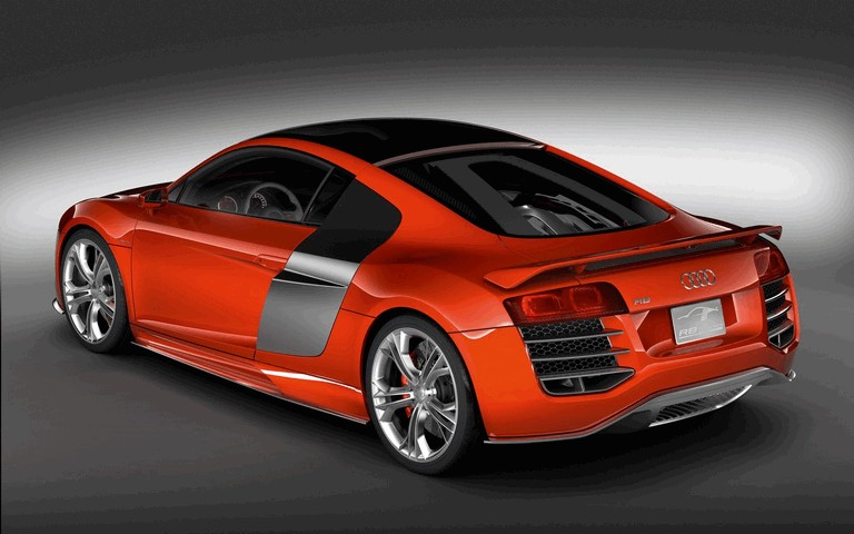 2008 Audi R8 TDI Le Mans 227008