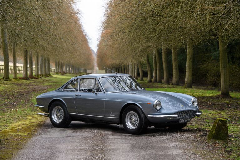 1969 Ferrari 365 GTC - UK version 520450