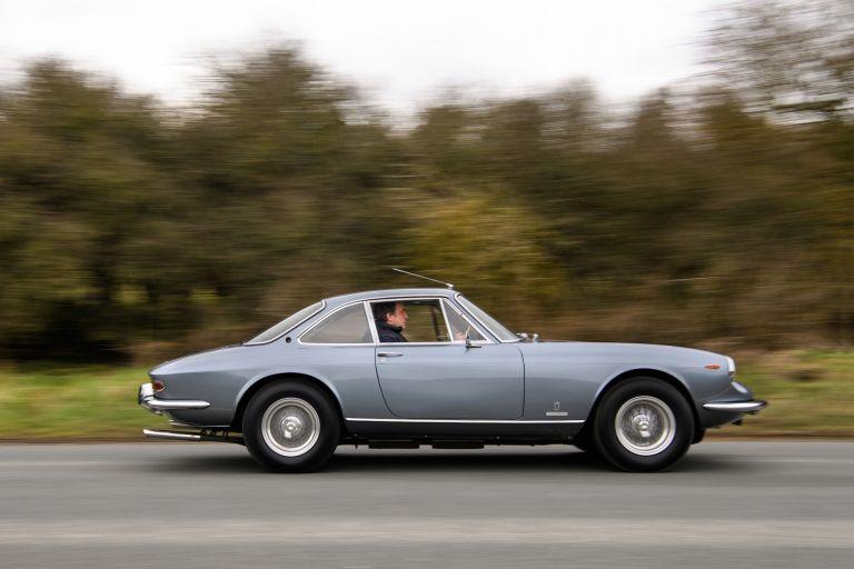 1969 Ferrari 365 GTC - UK version 520451