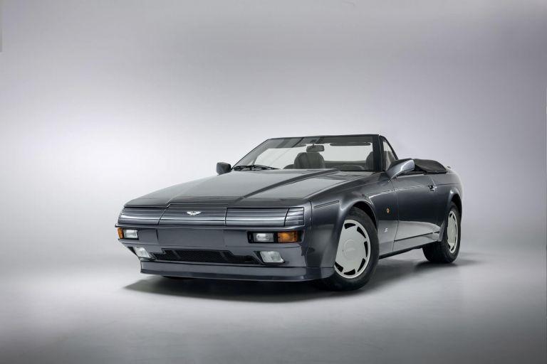 1989 Aston Martin V8 Vantage Volante Zagato Free High Resolution Car Images